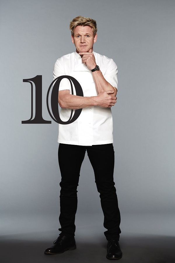 10 Things You May Not Know About Gordon Ramsay