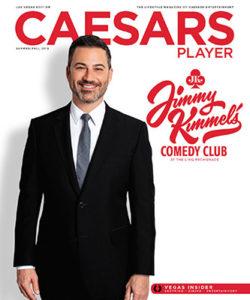 Jimmy Kimmel - Caesars Player - Cover