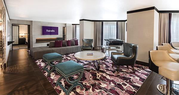 Harrah's Las Vegas Valley Tower Suite
