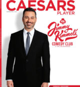Jimmy Kimmel - Caesars Player Cover
