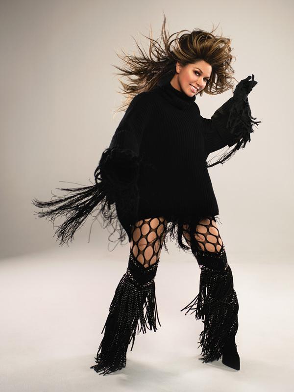 Shania Twain's new Vegas residency.