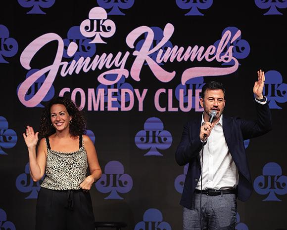 Caesars Player - Jimmy Kimmel's Comedy Club