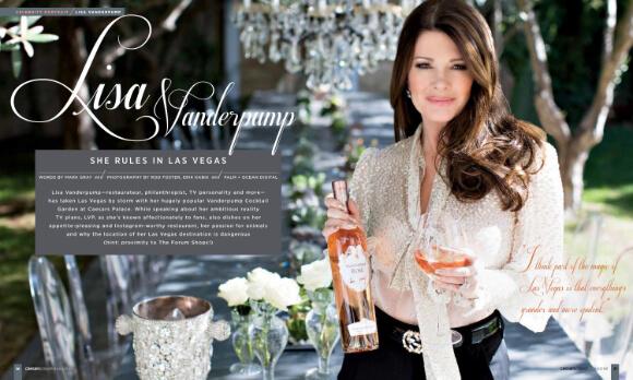 CelebrityPortrait_Lisa Vanderpump