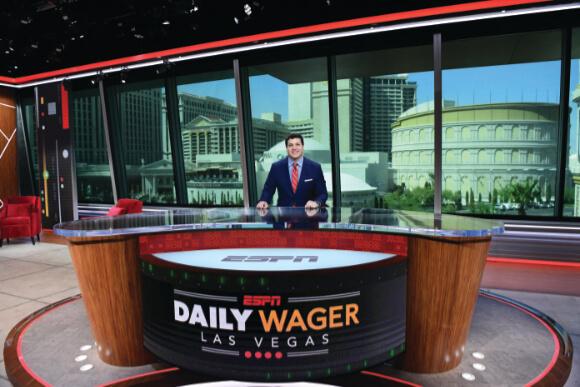ESPN Daily Wager Show_Doug Kezirian