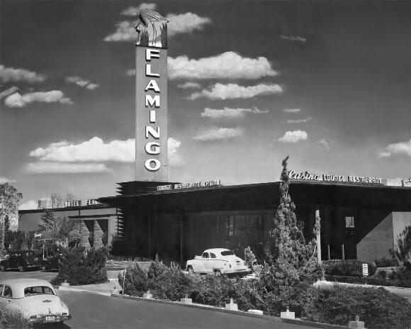 The Flamingo Las Vegas