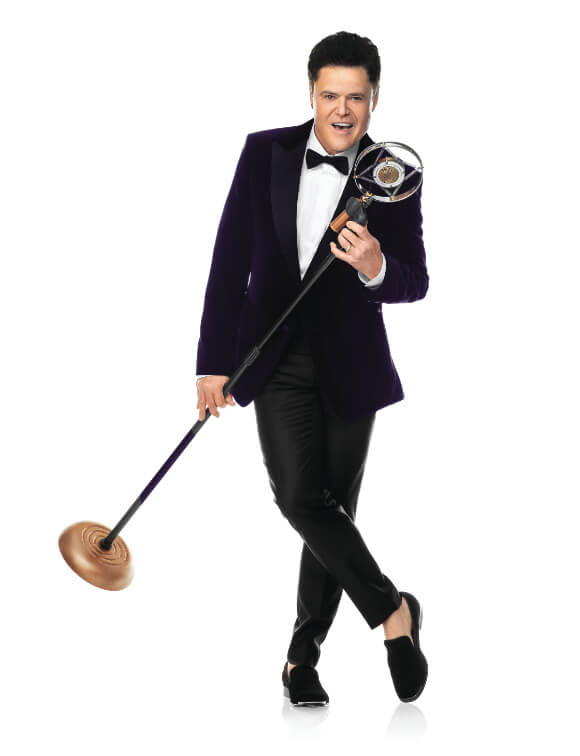 Donny Osmond Publicity Photo_Photo Credit Lee Cherry_Approved by Susan Madore
