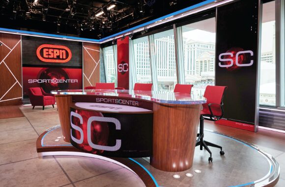 ESPN Daily Wager show