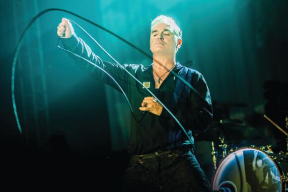 """Morrissey: """"Viva Moz Vegas"""
