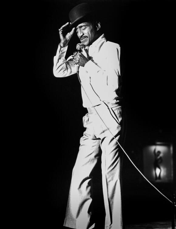 Caesars Palace Sammy Davis Jr. 11/2/1981