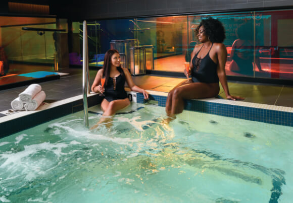 Spa at The LINQ_Whirlpool