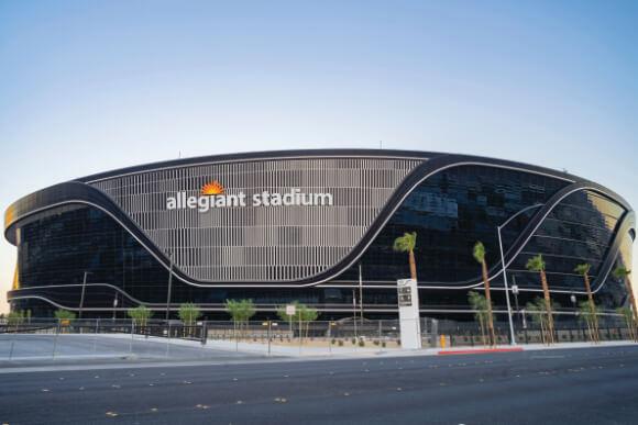 Sports Central-Allegiant Stadium