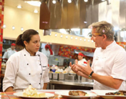Philly Native Christina Wilson Cooks her way from Hell's Kitchen to Las Vegas